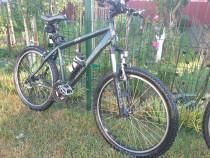 Bicicleta SARACEN Mantis SE7005 Full Aluminiu/Furca SUNTOUR