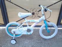 "Harmony Pedal Pals - bicicleta copii 16"" (6-8 ani)"
