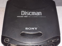 Discman sony compact disc d-141 player portabil colectie