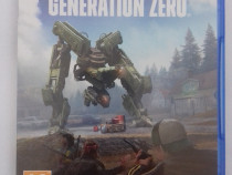 Generation Zero Playstation 4 PS4