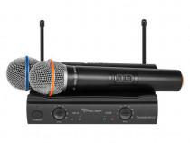 Microfoane wireless UHF,2 canale