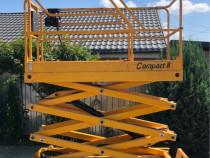 Inchiriez Nacela Electrica Foarfeca Hidraulica PRB Diesel