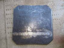 Plite fonta aluminiu otel grătar