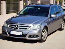 Mercedes-Benz C class 2012 facelift
