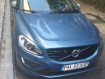 Volvo xc60 D5 220cp R-design panorama camera webasto UNICAT