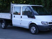 Ford Transit Doka cu CLIMA - an 2003, 2.4 (Diesel)