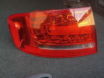 Stop Stanga Audi A4 B8 LED Sedan / Berlina 2008-2012