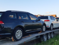 Tractari - transport auto Romania / Germania