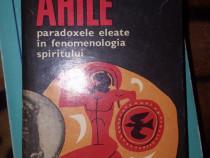 Ahile /paradoxele eleate fenomenologia spiritului Imre Toth