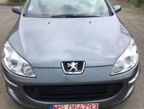 Peugeot 407  -  fabricatie 2008