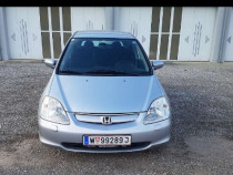 Honda civic Inmatriculata