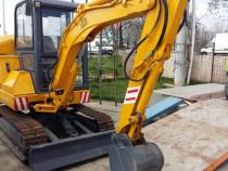JCB 803 Miniexcavator