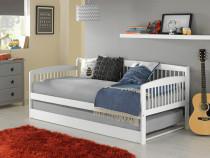 Canapea pat Pedreza din lemn