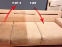 Curățare canapele,saltele și dezinfectare cu abur70-80 grade