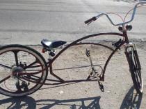 Bicicleta chopper cruiser