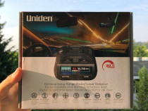 Detector Radar Uniden R3 Extreme Long Range Laser Radar