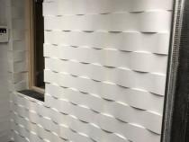 Panou Decorativ 3D din poliuretan model Statera 600x600mm