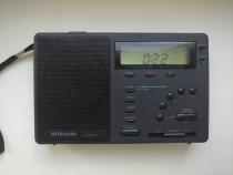 Radio INTERSOUND TRS-130PLL digital SW MW FM AM unde scurte