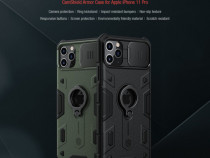 Husa NILLKIN CamShield Armor pentru iPhone 11 Pro 5.8 inch