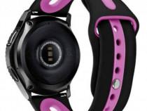 Curea silicon Samsung Galaxy Watch 46mm, bratara schimb, 22m