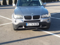 BMW X3 Automat Facelift 2008