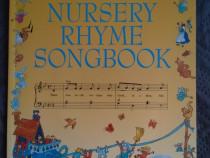 """Carte Usborne """"Nursery Rhyme Songbook"""""""