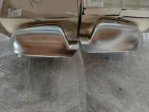 Capace oglinzi Audi A3 A4 A5 S5 RS5 - aluminiu mat - NOI