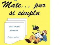 Matematica rezolvata pas cu pas 12 volume clasele V-XII