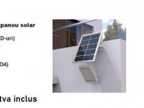 Sisteme panouri solare cu proiectoare / becuri - Agramix