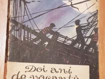 Doi ani de vacanta de Jules Verne