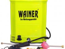 Pompa stropit vermorel cu acumulator 16 L WAINER GS2
