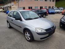 "Opel corsa c 1.2 mpi "" Euro 4"