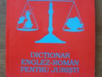 Dan Brudascu - Dictionar englez-roman pentru juristi