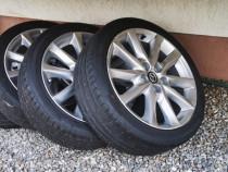 """Jante aliaj originale Mazda R18 18"""" cu anvelope de vara"""