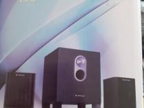 Sistem audio 2in1