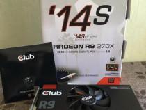 Placa Video AMD Radeon Club3D R9 270X