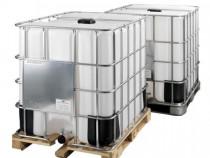 Rezervor apă IBC Doral palet lemn 1.000 litri Livrare Gratis
