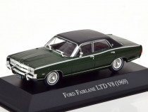 Macheta Ford Fairlane LTD V8 1969 - Altaya 1/43