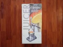 Storcator de citrice inox