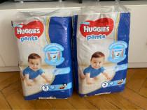 Scutece Huggies pants nr 3 (108 buc)