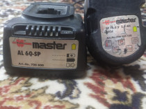 Baterie, acumulator Ni-Cd Wurth master
