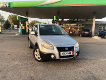 Fiat Sedici 4*4 buton*af.2007*SX4*clima*1.9 diesel-multijet