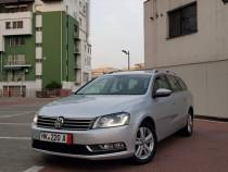 VW Passat an 2013 DSG