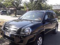 Hyundai Tucson Benzina si Gaz  4×4