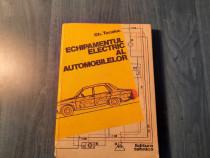 Echipamentul electric al automobilelor de Gheorghe Tocaiuc