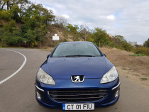 Peugeot 407,automat, 2.0 hdi,136 cp