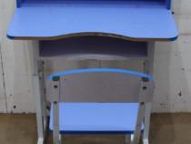 Set masuta cu scaunel camera copilului; Birou cu scaun cadru