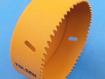 Carota (111 mm) bi-metal, dinti variabili, diverse utilizari