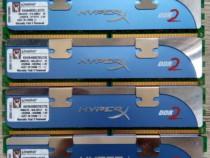 Kit Memorii RAM DDR2 Kingston HyperX 4GB