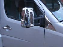 Ornamente crom pt. oglinda compatibil VW Crafter 2006->